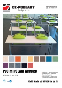 PVC Mipolam ACCORD